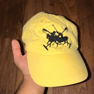 VINTAGE POLO BY RALPH LAUREN DAD HAT